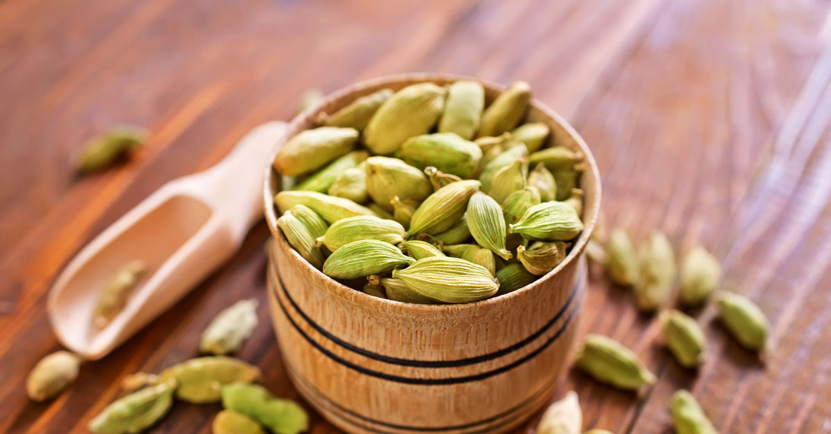 Cardamom - ' Queen of spices '