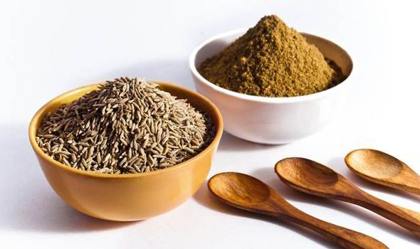 Cumin and its powdered form