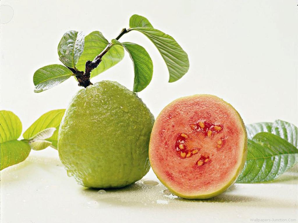 fruit healthy guava fruit