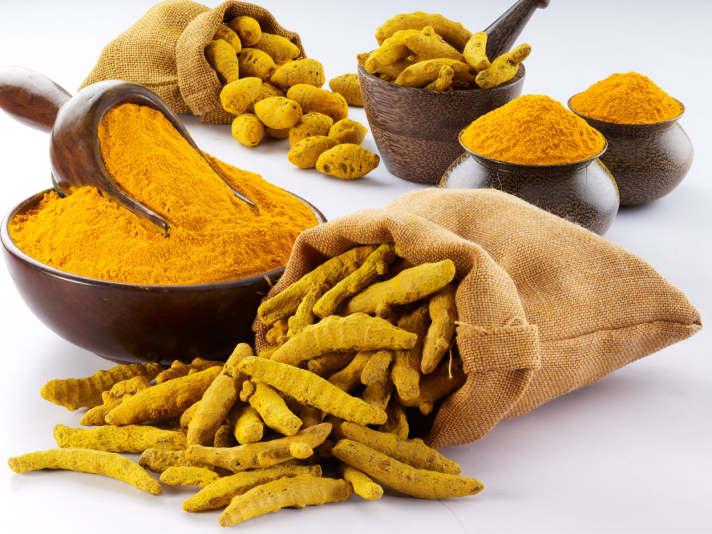 Turmeric and its unique medicanal qualities