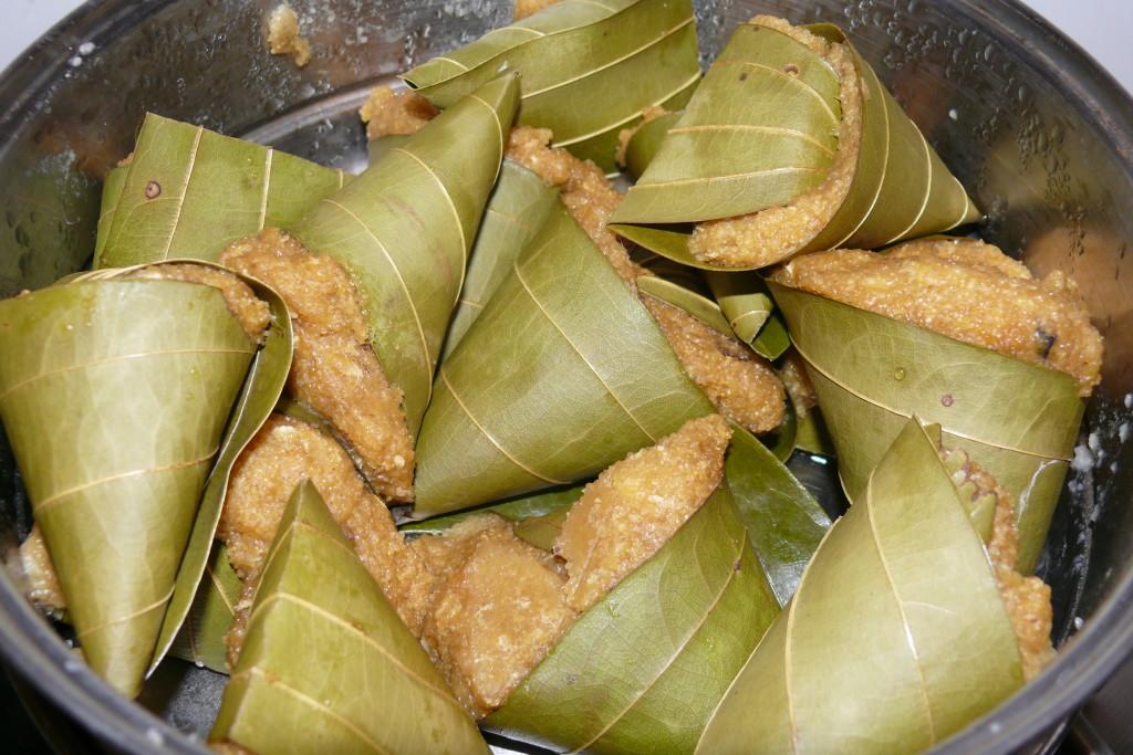 കുമ്പിളപ്പംChakka Kumbilappam-Edannayappam-Kumbilappam-Traditional Taste of Kerala-Jack Fruit