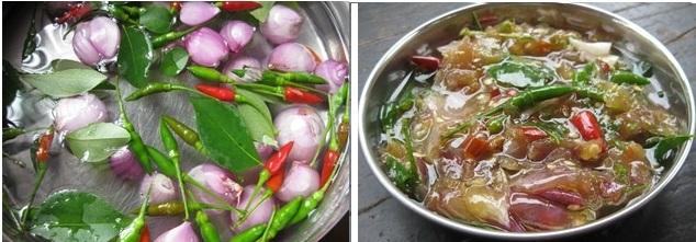 Kanthari Mulaku/Bird's eye chillie/Green chilly Chammanthy