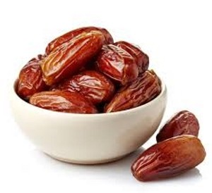 Dates in pots