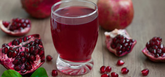 Pomegranate Fruit Juice recipes