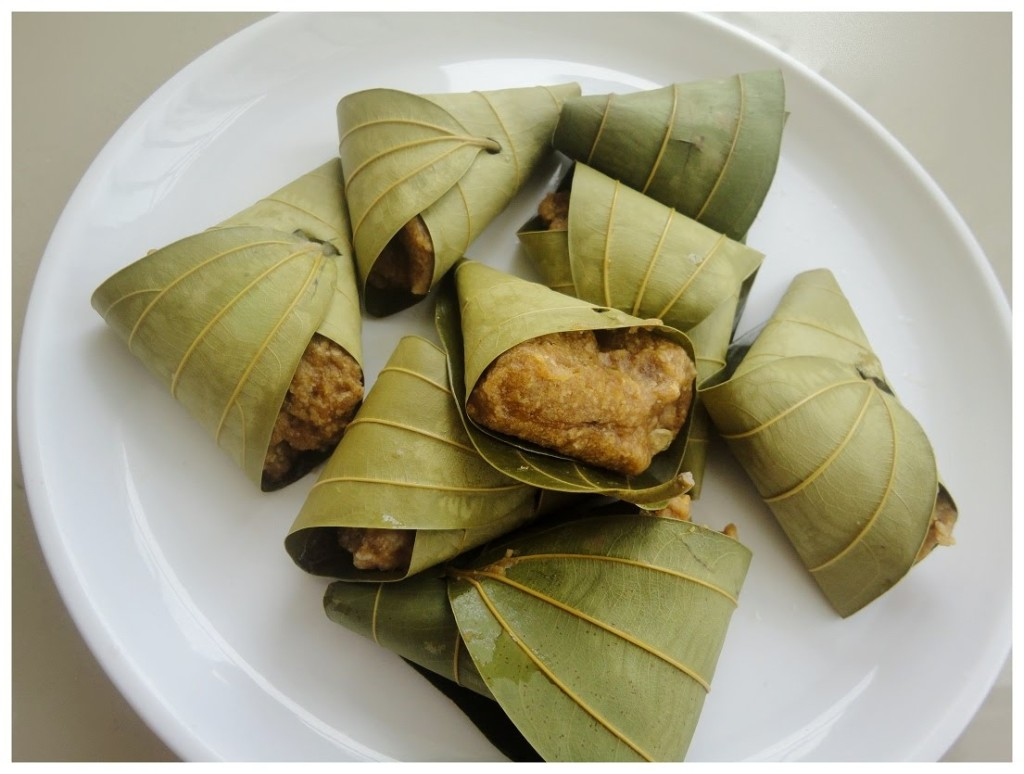 Jackfruit Tastes -Taste of Kerala - Kumbilappam - Chakka Kumbulappam - Edannayappam
