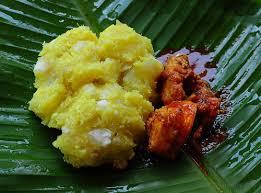 Kappayum meenum (Mathy) -Maracheeni -Kappa - Delectable taste of Kerala