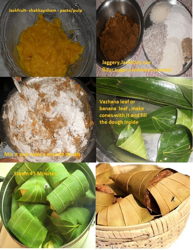 Kumbilappam-Edannayappam-Kumbilappam-Traditional Taste of Kerala-Jack Fruit