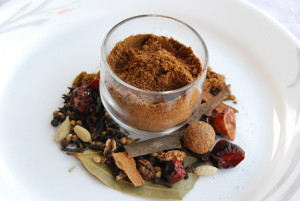 Versatile and flavorful spice mix - Garam Masala -hall mark of south asian cuisines - Garam Masala Powder