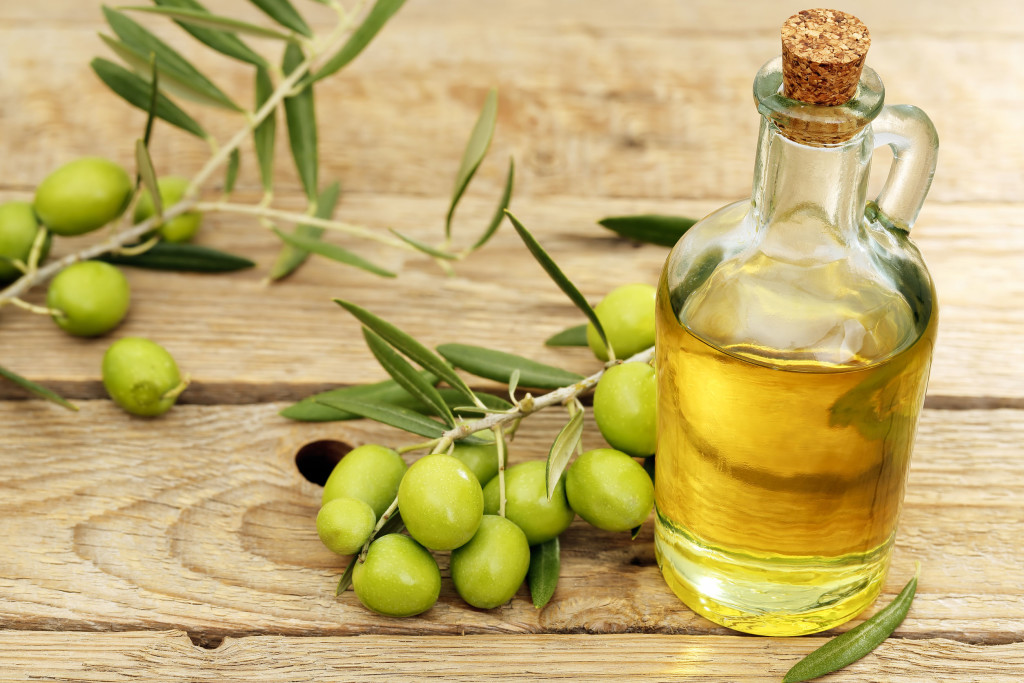 Olive Oil and its health benefits