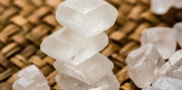 Sugar candy - Kalkkandam-(കല്കണ്ടം)White Rock Sugar-Crystallized Sugar