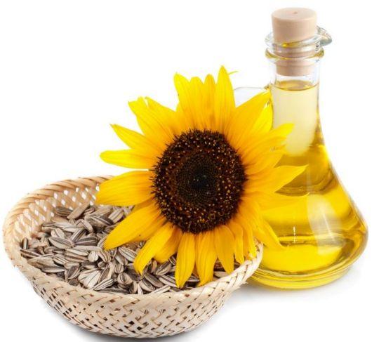 Sunflower Oil Preparation