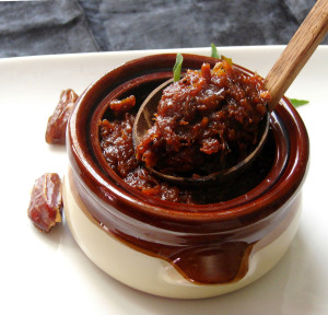Sweet Delicious Spicy Date Pickle