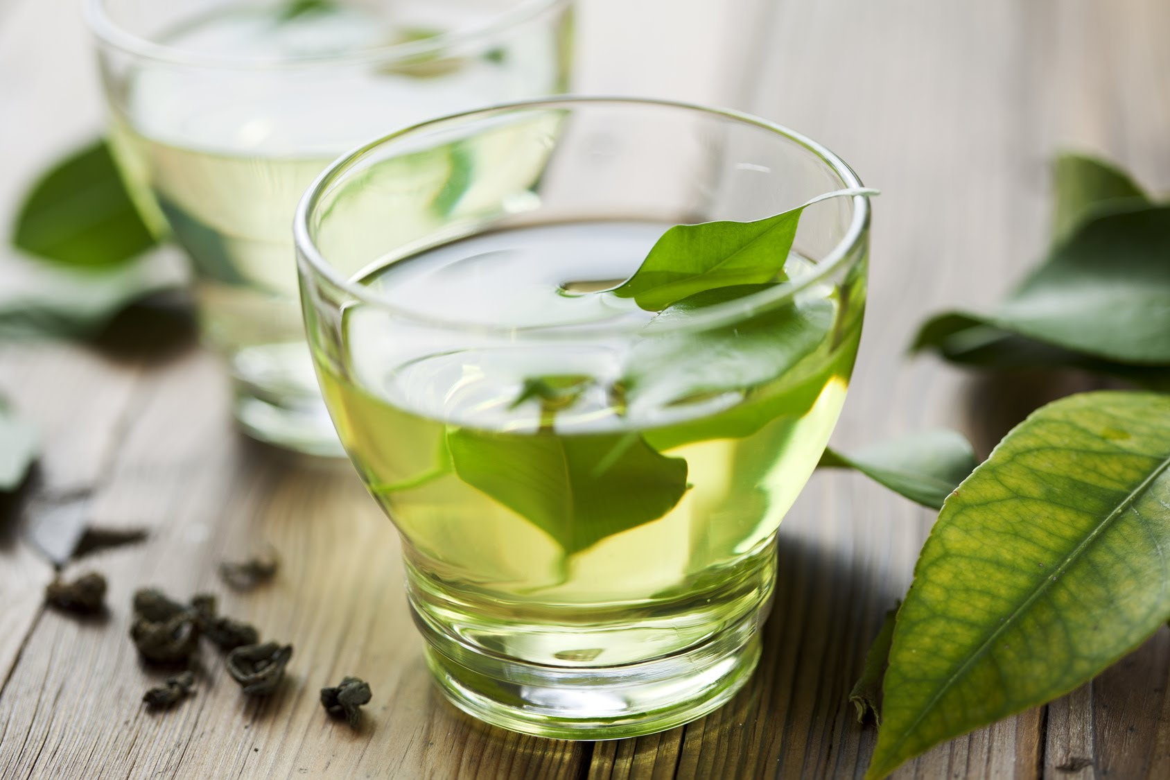What's the benefit of drinking green tea