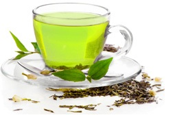 Green Tea -  cup-of-green-tea-with-leavesGreen liquid how to improve health