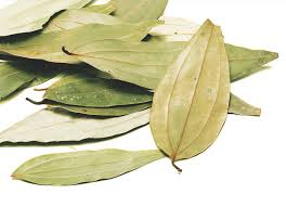 Bay leaf-used to give flavour in cooking