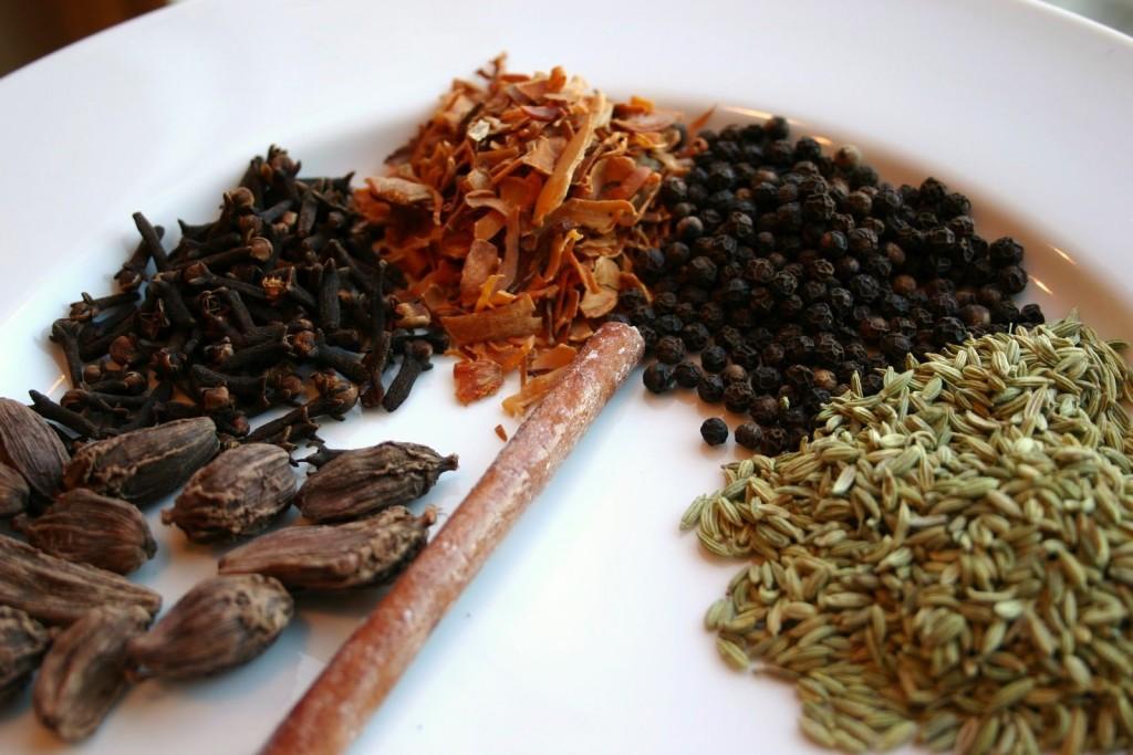 Garam Massala - Fresh Magic Blend of Spices