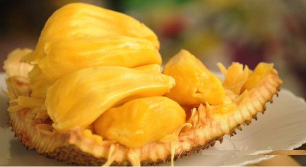Jack fruit ചക്ക പഴം -Thorns Outside Sweet and Nutritious Inside-
