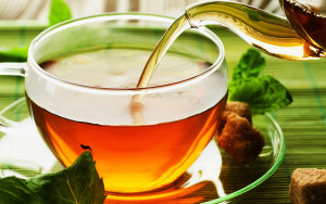 Tea - An Evergreen Shrub