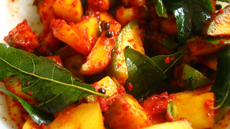 Kadumango-pickle