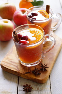 Hot Tea Cider - A natural Tea Blend of apples