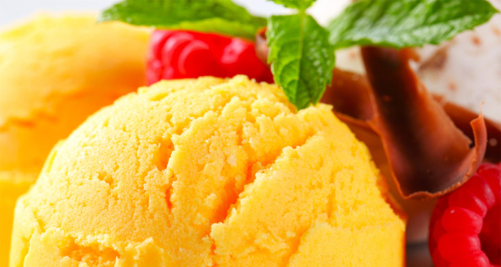 Nature Loc mango-ice-cream