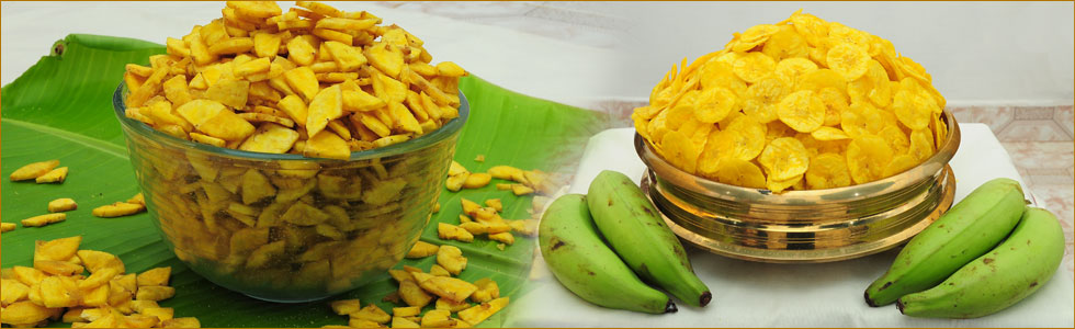 Nature loc banana chips