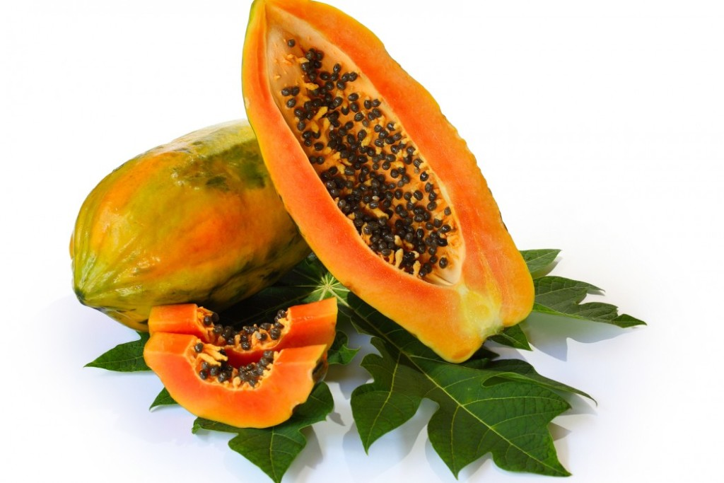 Papaya ripe fruit -health benefits,medicinal values