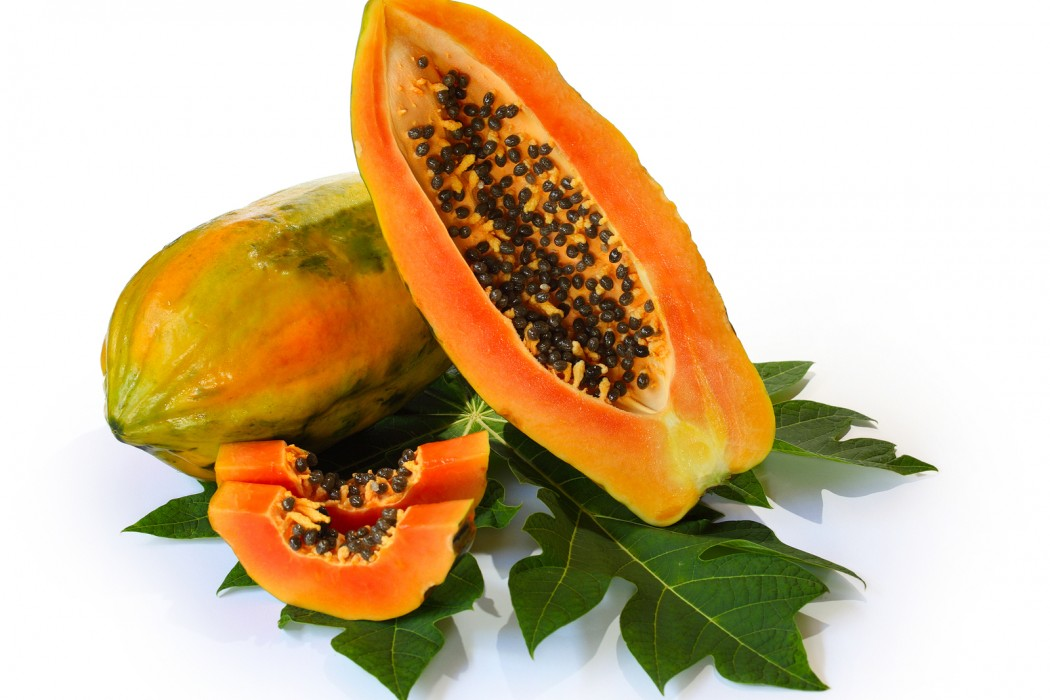 Image result for papaya for natural hair