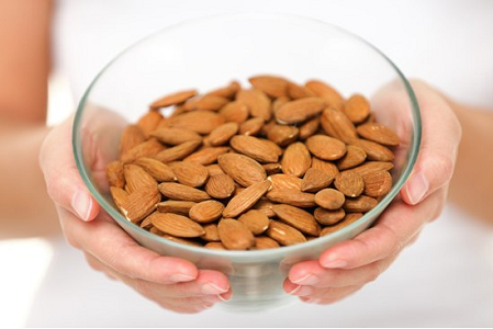 Almonds - One small step to heart health - A versatile tree nut Almonds ബദാം കായ്‌ The most nutrient-dense nut Ounce-for-ounce.