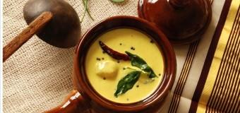 Nenthrakaya Kalan -Banana Chips-(Ethakka varuthathu) Onam sadya recipes