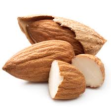 sliced badam-almonds