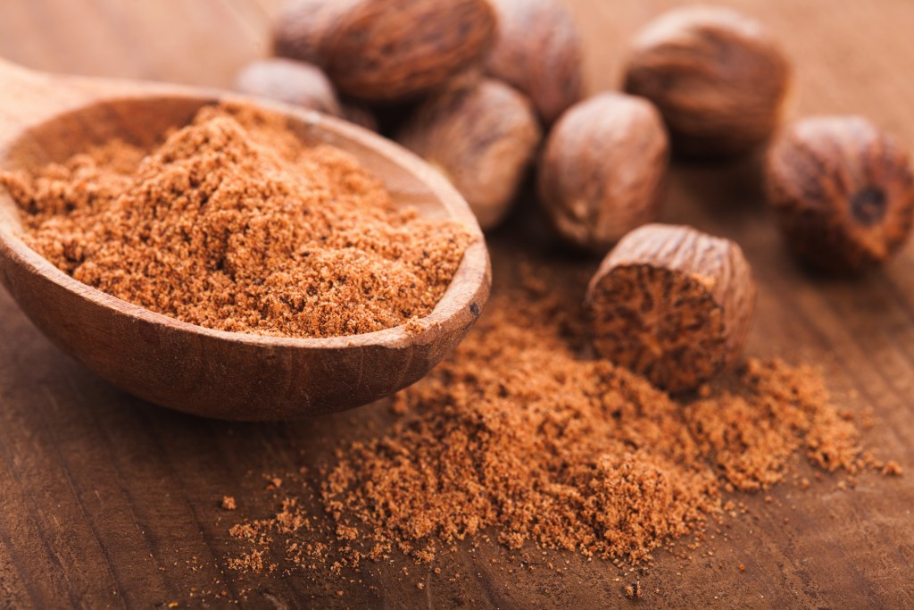 Besides the culinary uses, did you know about the health benefits of nutmeg