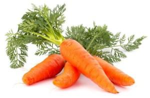 Carrot for eye health