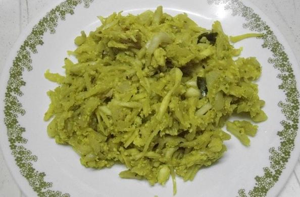 Chakka Puzhukku, Chakka vevichatu or Raw jackfruit dish