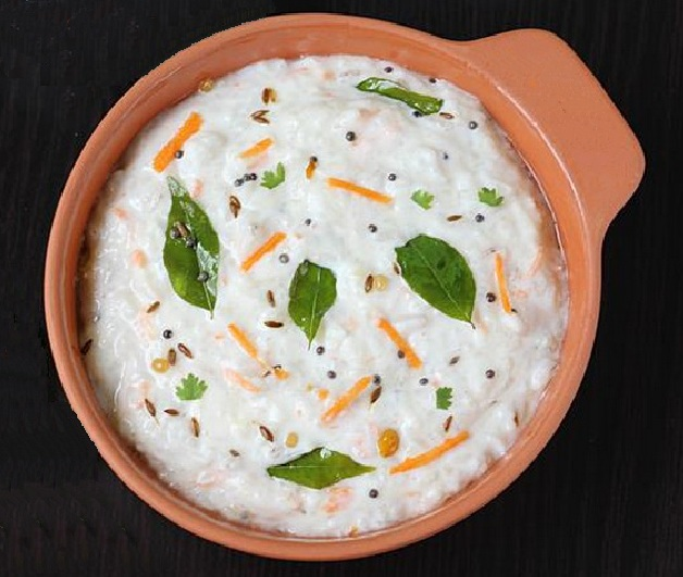 Curd rice or Thayir sadam