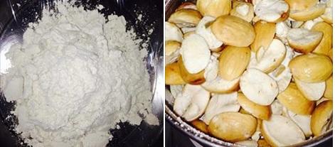 Eenthaga flour powder Natureloc
