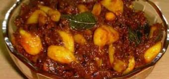 Garlic Pickle (veluthulli/vellulli achar) – Pickle recipes