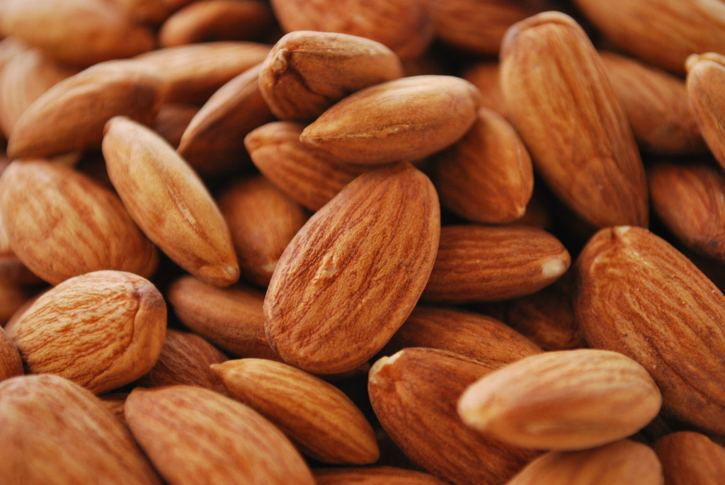 Have you heard of the benefits of eating almonds or badam
