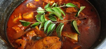 How to make the traditional Kerala fish curry (Meen curry)?