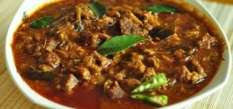 How to make spicy Kerala beef curry?