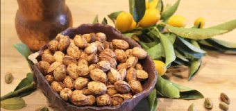 Pistachios – One of the best fiber nuts
