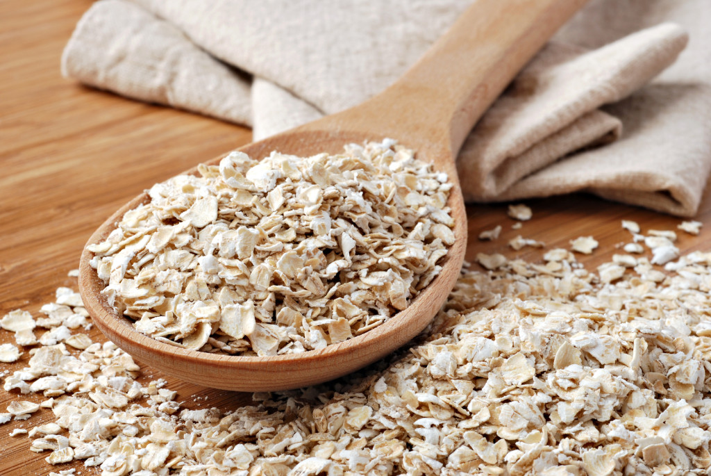 Oats the healthiest food