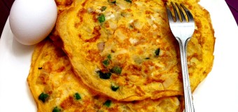 Omelette or Mutta porichathu