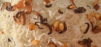 Preparation of tasty Neychoru or Ghee rice