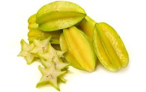 Star fruits - carambolas