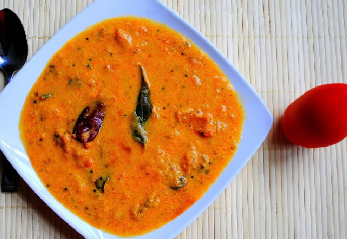 Tomato curry or Thakkali curry