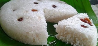 Vattayappam – Sweet and delicious steamed rice cake