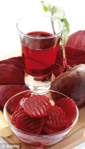 alcochol detox juice beetroot juice