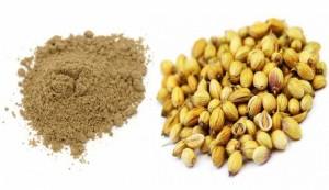coriander powder & seeds natureloc