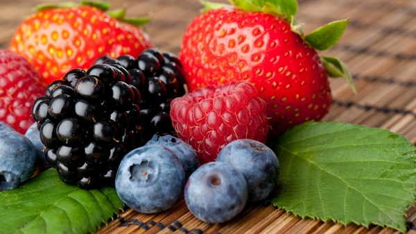 fruits food leaves berry helps to prevent food allergies